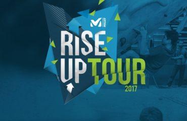 L'équipe de Millet part sur la route et s'arrêtera à la salle de bloc de MurMur pour la seconde édition de Rise Up.